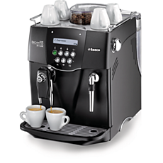 RI9724/11 -  Saeco Incanto Automatic espresso machine