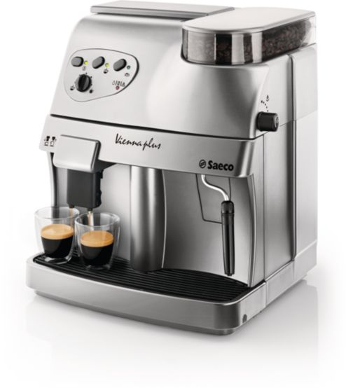 philips saeco vienna plus automatic espresso machine