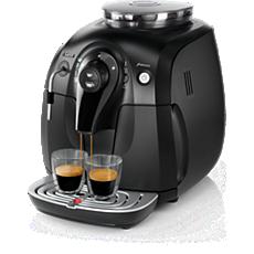 RI9743/11 Saeco Xsmall Superautomatisk espressomaskin