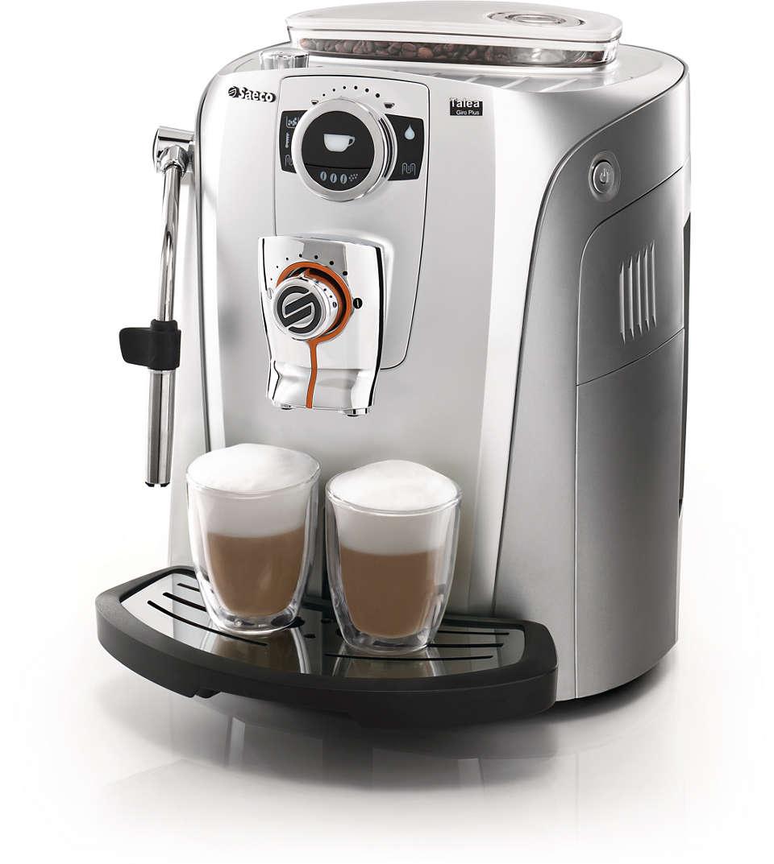 Dégustez votre café avec goût