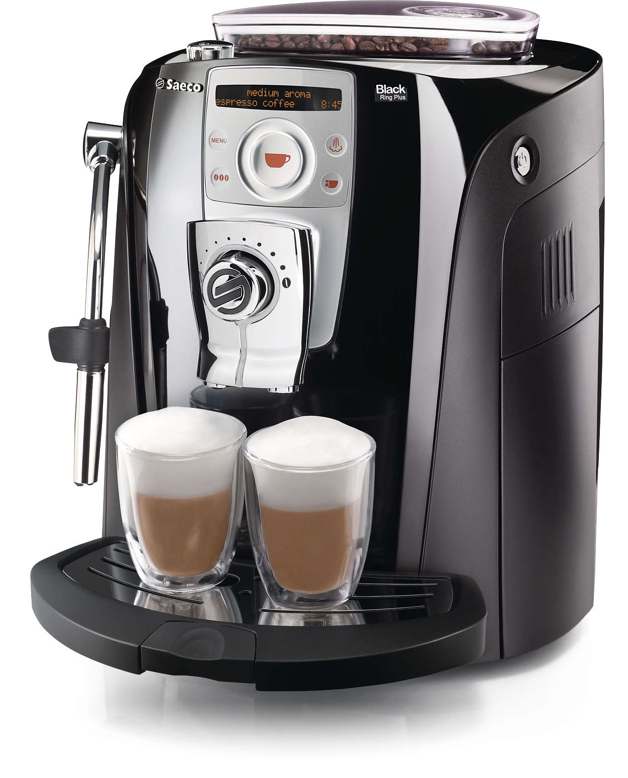 talea automatic espresso machine ri9826 11 saeco. Black Bedroom Furniture Sets. Home Design Ideas