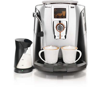 Elegant cafè-style enjoyment awaits you