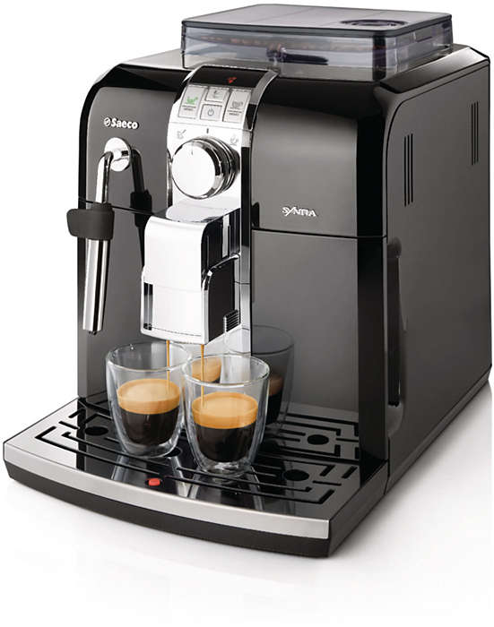 Stilfuld café-stemning