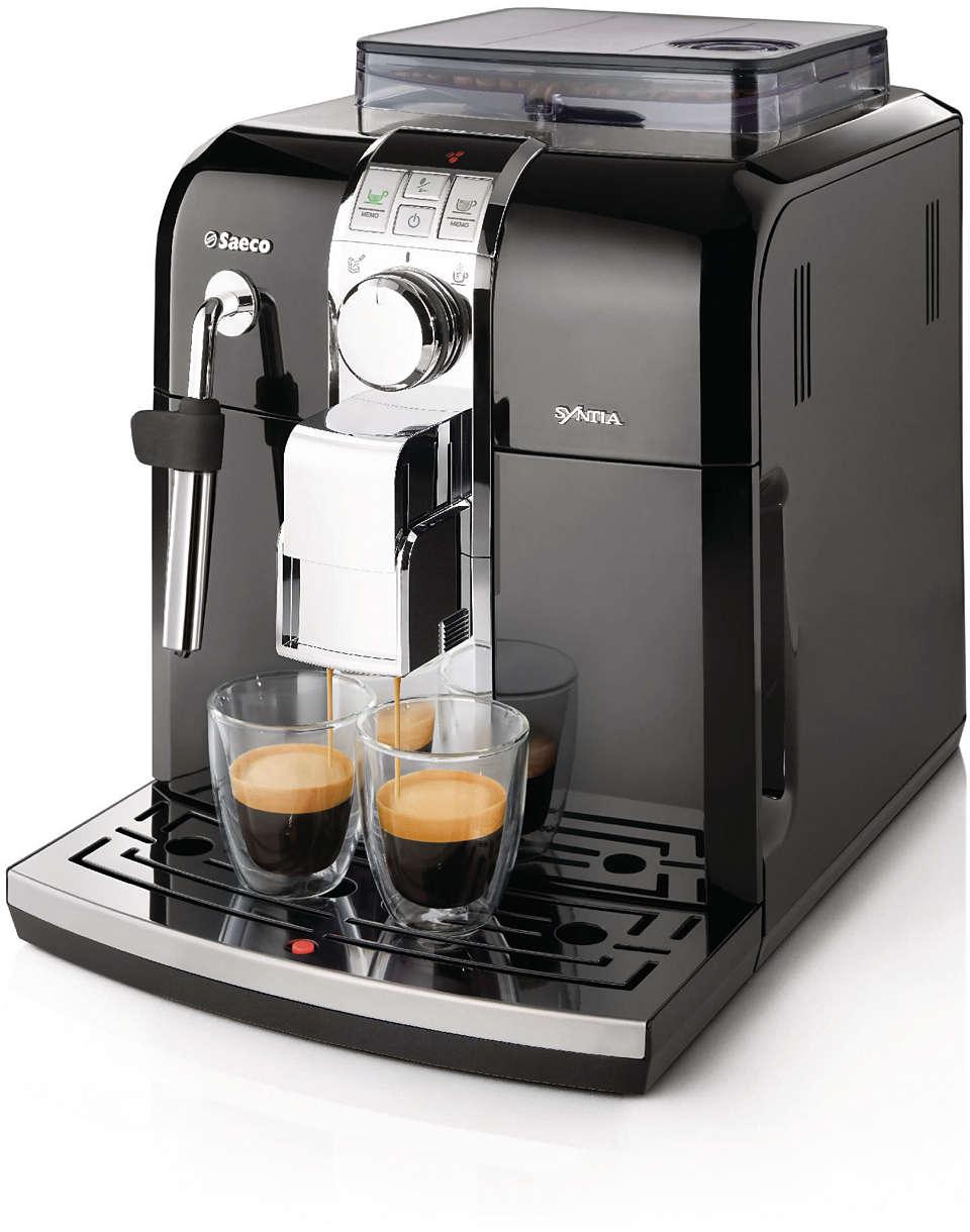 Nyt kaffe med stil