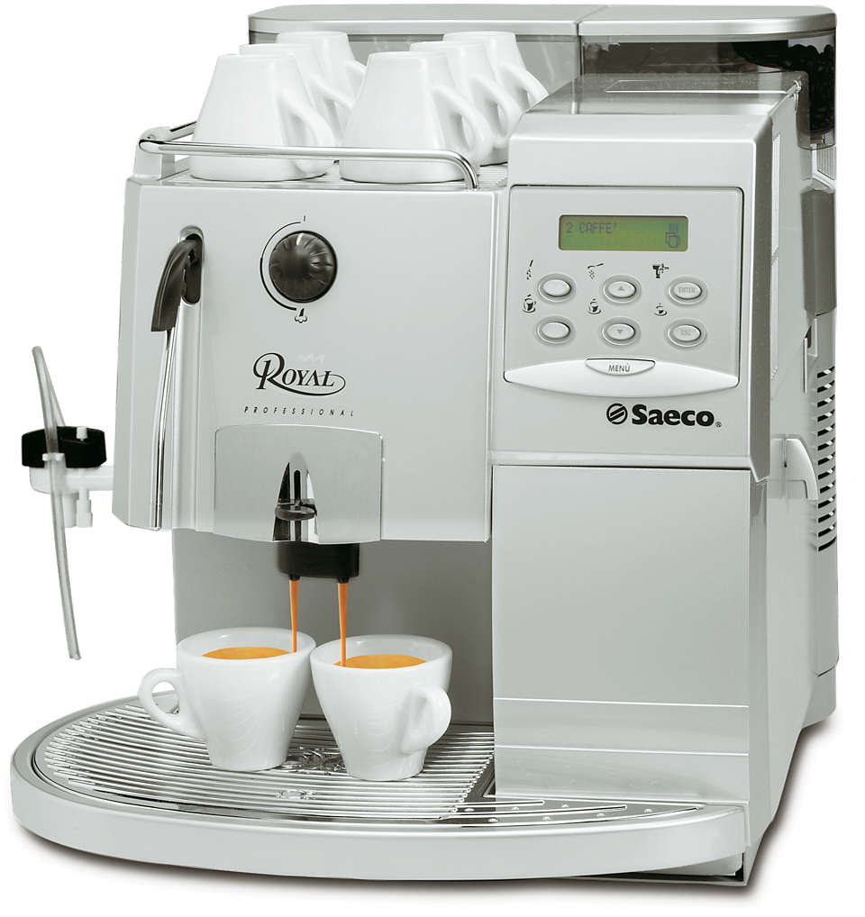 Royal: No limits in espresso enjoyment
