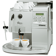 RI9913/47 -  Saeco Royal Super-automatic espresso machine