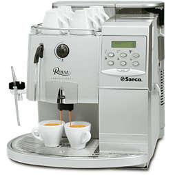 Saeco Royal Super-machine à espresso automatique