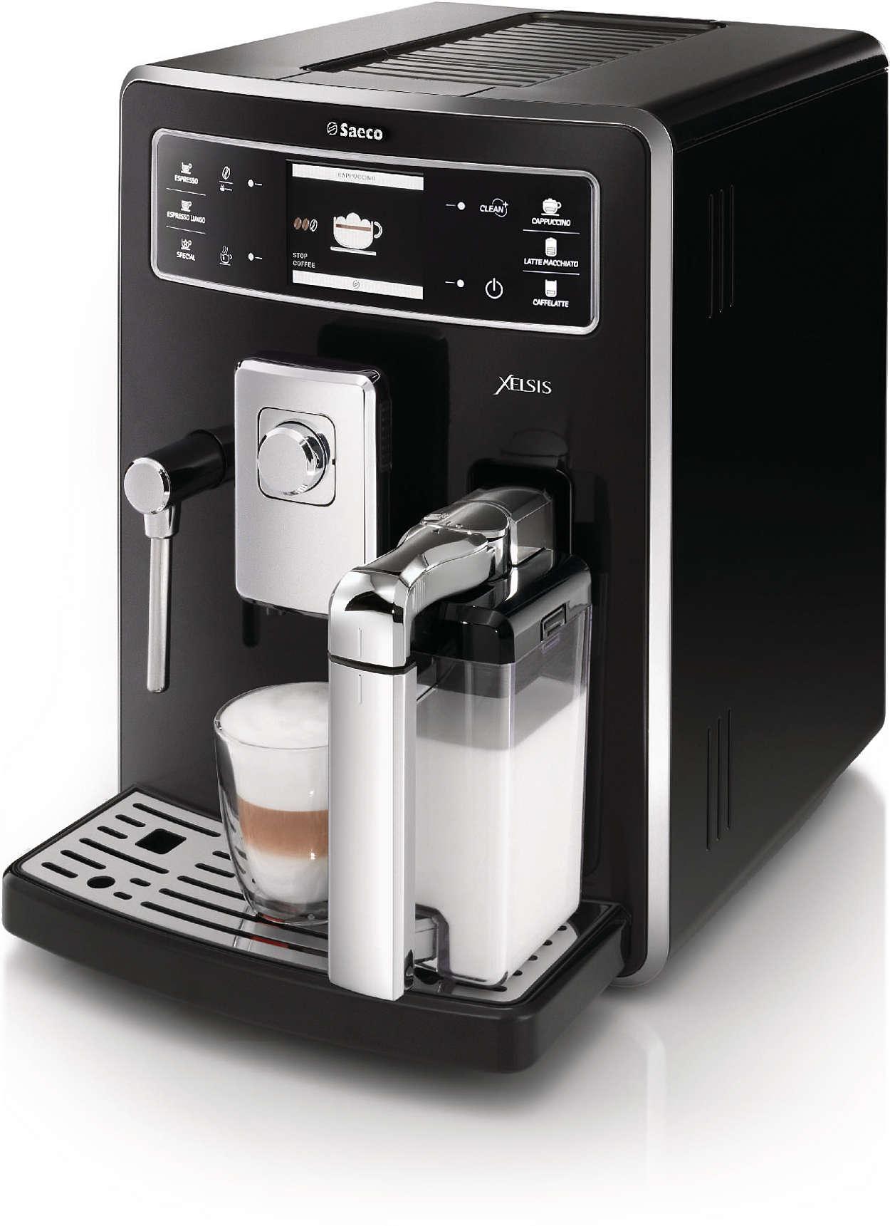 Genießen Sie Kaffee, wie er Ihnen am besten schmeckt