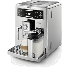 RI9946/01 Saeco Xelsis Automatic espresso machine