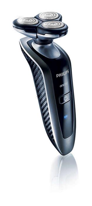 A melhor máquina de barbear do líder mundial