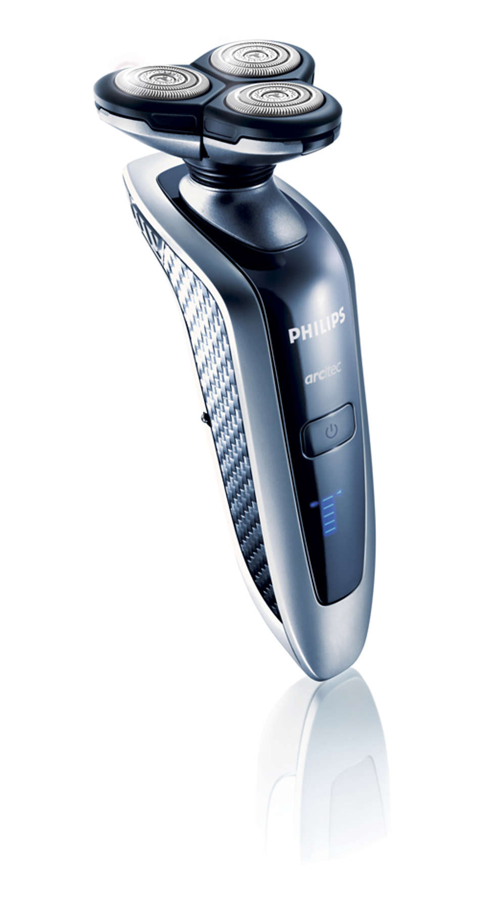 The world's closest rotary shave