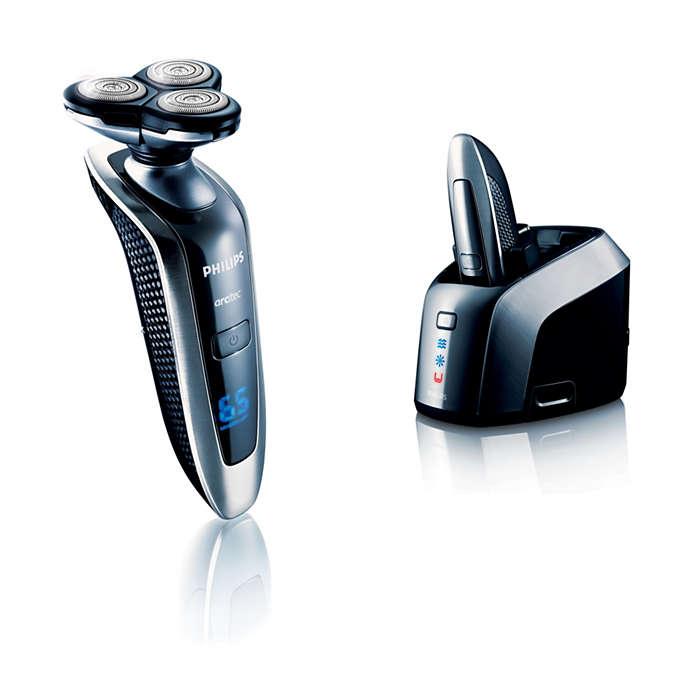 Den beste barbermaskinen fra verdenseneren