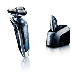 Elektrisk barbermaskin