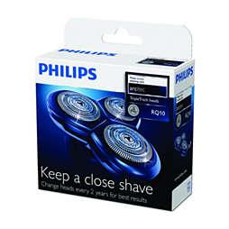 cabezales de afeitado