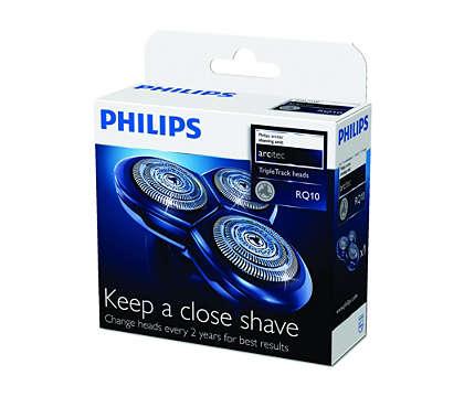 Dokładne golenie