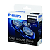Philips shaving heads RQ10/50 TripleTrack Replacement unit