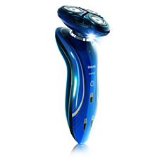 RQ1150/17 Shaver series 7000 SensoTouch Rasoir électrique à sec ou sous l'eau