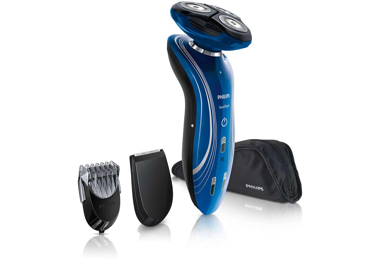 Shaver series 7000 SensoTouch Elektrischer Nass- und Trockenrasierer ...