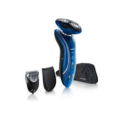 Shaver series 7000 SensoTouch elektrisch scheerapparaat, nat/droog