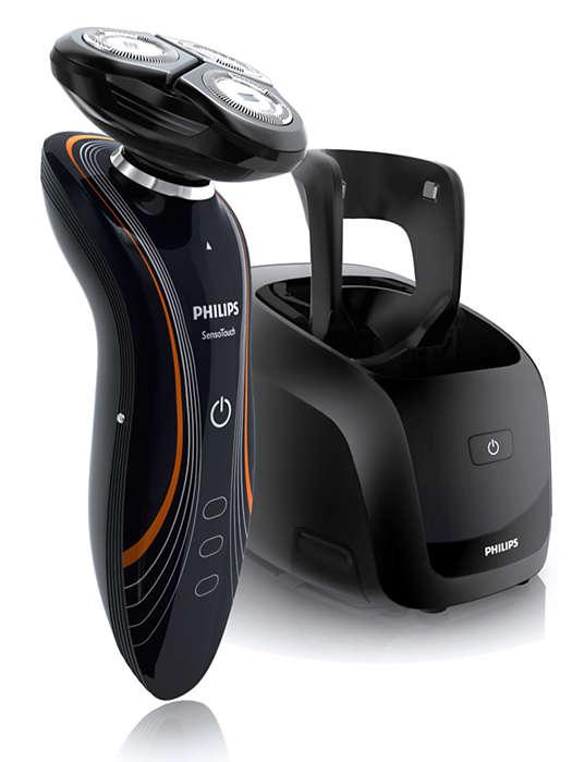 Philips SensoTouch - Απαλή υφή, απαλό ξύρισμα