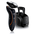 Philips SHAVER Series 7000 SensoTouch wet and dry electric shaver RQ1160/21 DualPrecision and GyroFlex 2D 50-min cordless use/1-hr charge Precision Trimmer and Pouch Jet clean system with Jet Clean system and Aquatec Wet and Dry