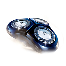 RQ11/52 - Philips Norelco SensoTouch Shaving unit