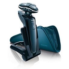RQ1250/16 Shaver series 9000 SensoTouch Rasoir électrique à sec ou sous l'eau