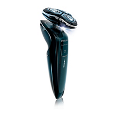 RQ1250/80 -   SensoTouch 3D afeitadora eléctrica para uso en húmedo y seco