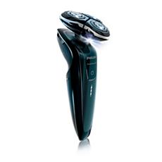 RQ1250/80 Shaver series 9000 SensoTouch Afeitadora eléctrica para uso en seco y húmedo