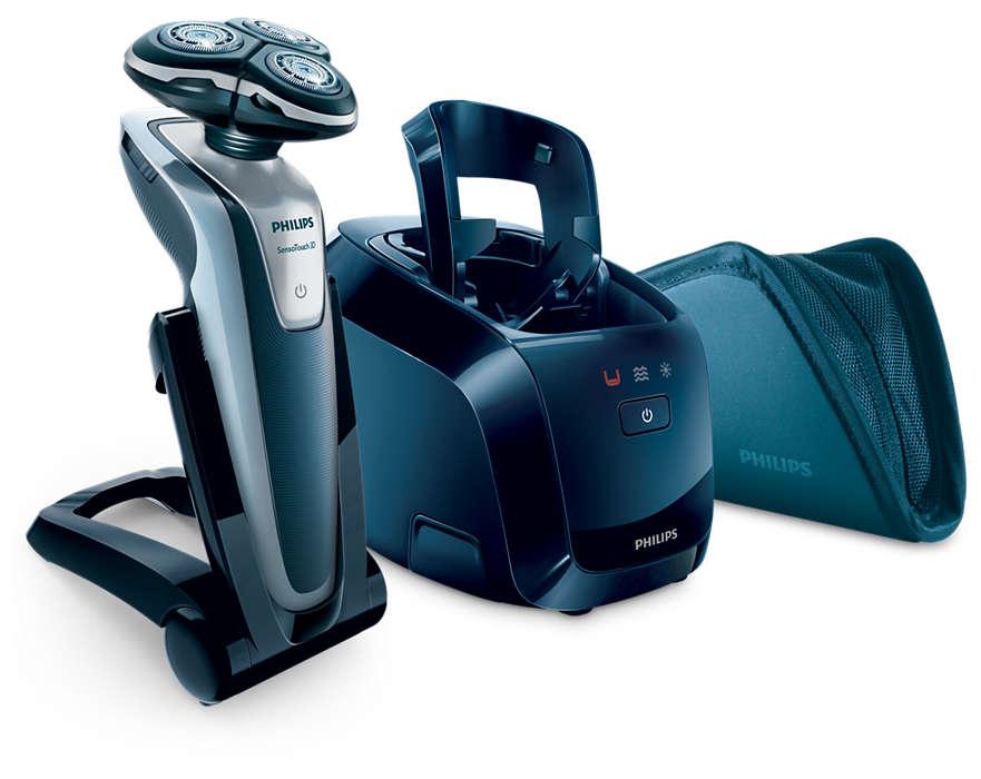 센소터치 3D - 최고의 면도를 경험하세요