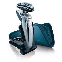 Shaver series 9000 SensoTouch Aparat de bărbierit electric umed/uscat