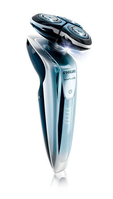 SensoTouch 3D - la miglior rasatura