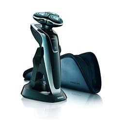 Shaver series 9000 SensoTouch Barbeador elétrico: uso seco/molhado