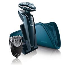 RQ1285/17 -   Shaver series 9000 SensoTouch Barbeador elétrico: uso seco e molhado