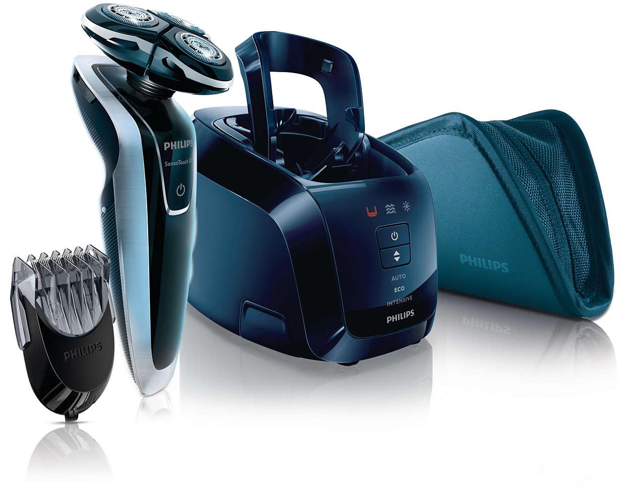 SensoTouch 3D para disfrutar del mejor afeitado