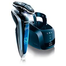 RQ1290/21 Shaver series 9000 SensoTouch Afeitadora eléctrica para uso en seco y en húmedo