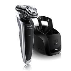 RQ1290/23 Shaver series 9000 SensoTouch Afeitadora eléctrica para uso en seco y en húmedo
