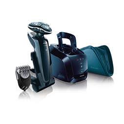 Shaver series 9000 SensoTouch Самобръсначка за мокро и сухо бръснене