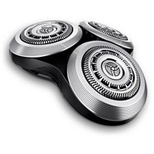Reserveblader til barbermaskin
