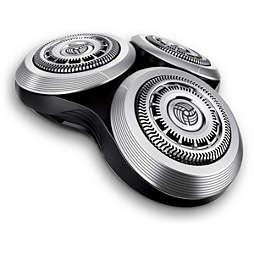 Shaver series 9000 SensoTouch Skuvekļa galviņas