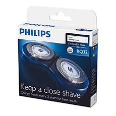 RQ32/20 -   Click & Style shaving heads