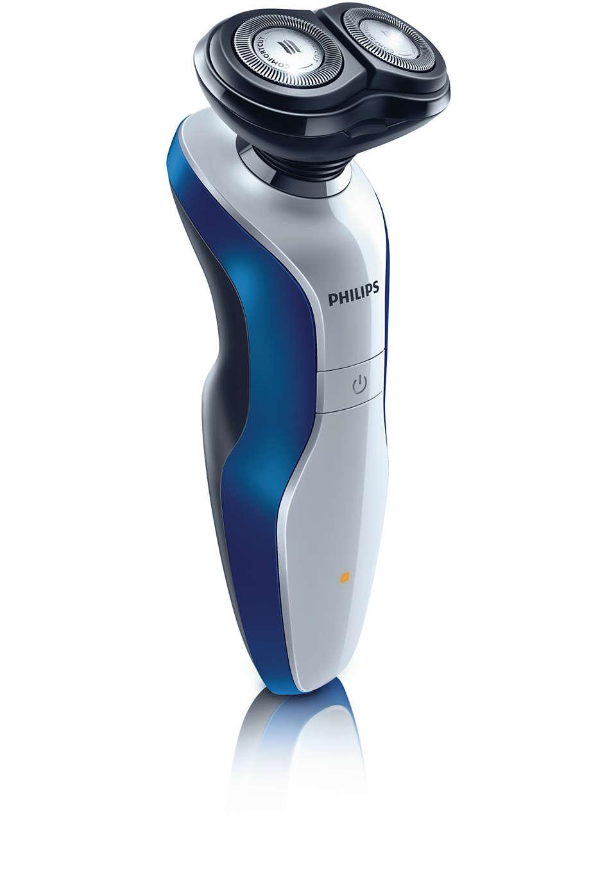 70% 的使用者表示連最難刮的地方刮鬍效果都效能卓越。
