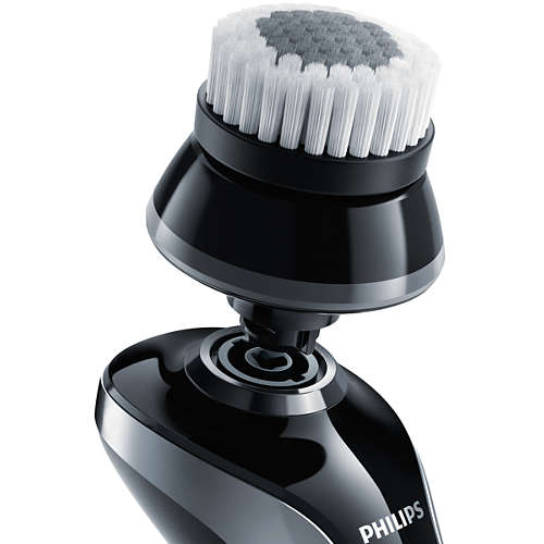 Norelco SmartClick oil-control cleansing brush head