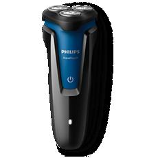 S1030/04 AquaTouch Barbeador elétrico seco/molhado