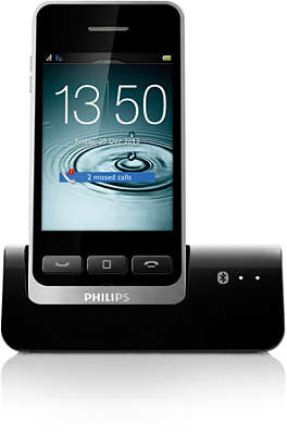 Digital Cordless Phone With Mobilelink S10a 05 Philips