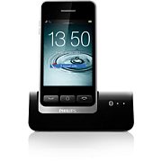 MobileLink Digital cordless phone with MobileLink