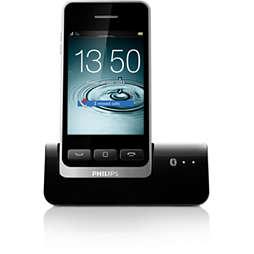 MobileLink Téléphone sans fil numérique avec MobileLink