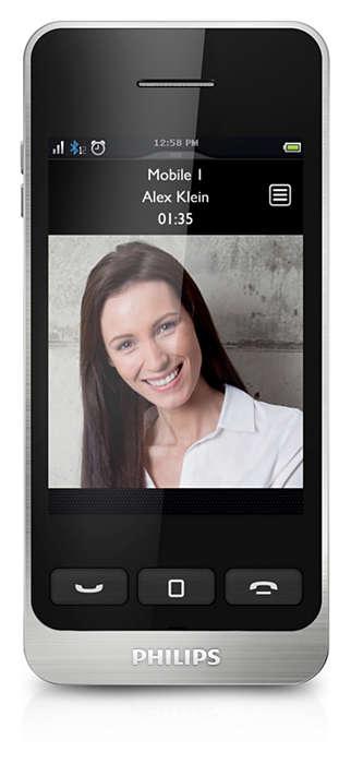 Вызовы стационарной и мобильной связи на одном телефоне