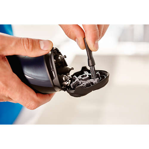Shaver series 1000 dry electric shaver - corded