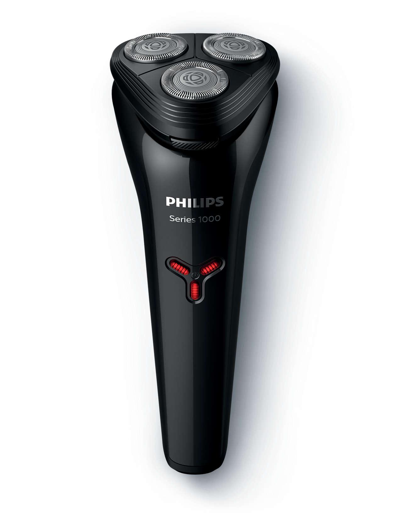 Effortless smooth shave